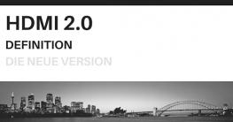hdmi 2.0 definition